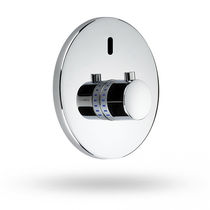 Miscelatore da doccia / in metallo / elettronico / da bagno