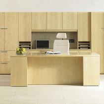Set scrivania e scaffale professionale