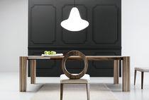Tavolo moderno / in quercia / in noce / rettangolare