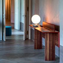 Consolle moderna / in legno / rettangolare / allungabile