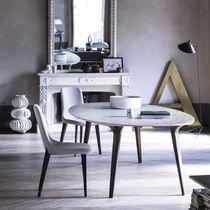 Tavolo da pranzo moderno / in marmo / in quercia / in noce