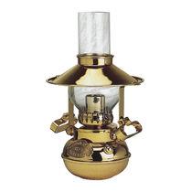 Lampada da tavolo / classica / in ottone / in vetro