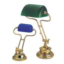 Lampada da tavolo / classica / in ottone / da interno