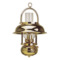 Lampada a sospensione / classica / in metallo / da interno