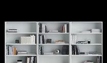Libreria modulabile / moderna / per ufficio / per uso professionale