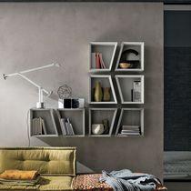 Scaffale a muro / moderno / in laminato