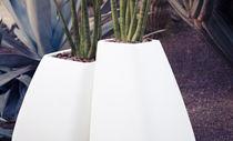 Vaso da giardino in polietilene