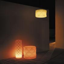 Lampada a sospensione / moderna / in polietilene / da giardino