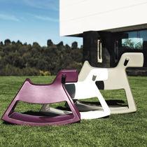 Sedia design originale / per bambini / 100% riciclabile / a bascula