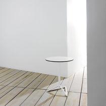 Piede da tavolo in alluminio estruso / in ghisa di alluminio / moderno / per tavolo alto
