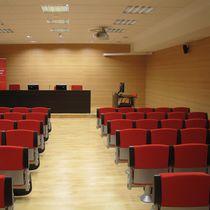 Pannello acustico per interni / in legno / per d'auditorium / professionale