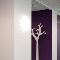 Luce sporgente / sospesa / LED / rotonda