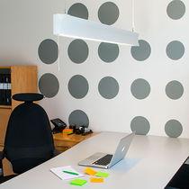Luce sospesa / fluorescente / lineare / in alluminio estruso