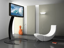Mobile porta TV design originale / in metallo