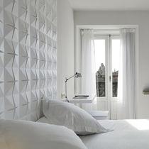 Pannello acustico a muro / per interni / in plastica / decorativo