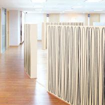 Separatore di spazi in tessuto / professionale