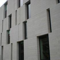 Rivestimento di facciata in granito / lucidato / in fogli / aspetto pietra
