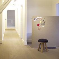 Paravento moderno / in tessuto / per ufficio