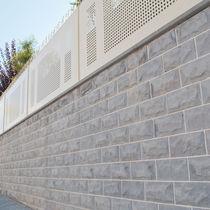Rivestimento murale in calcestruzzo / per uso residenziale / professionale / testurizzato