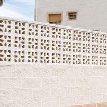 Schermatura in calcestruzzo / da giardino / per terrazza