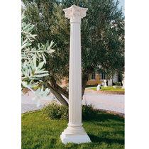 Colonna in calcestruzzo / prefabbricata / decorativa