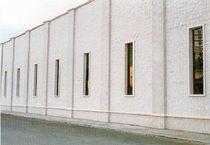 Blocco di calcestruzzo forato / per muro portante / facciavista