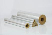 Isolante termico / in fibra di vetro / in lana minerale / per canalizzazioni