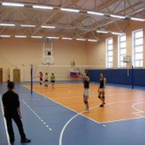 Pavimentazione sportiva in vinile / per interni