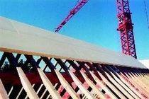 Isolante termo-acustico / in polistirene estruso / per tetto / in pannello rigido