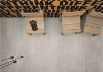 Piastrella da esterno / per pavimento / in gres porcellanato / lucidata