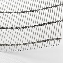 Maglia metallica di protezione / per interni / per frangisole / per soffitto