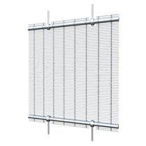 Sistema di fissaggio scorrevole / in acciaio inossidabile / per rivestimento di facciata / per interni