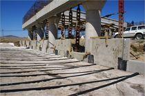 Muro di contenimento in cemento armato / modulare / prefabbricato
