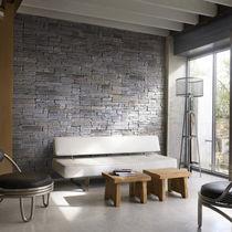Lastra di paramento in pietra / indoor / aspetto pietra