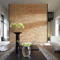 Paramento in mattoni in calcestruzzo / indoor