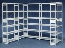 Scaffalatura standard / di merci / per stoccaggio / in acciaio