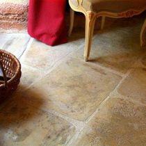 Piastrella da pavimento / in calcestruzzo / opaca / aspetto pietra