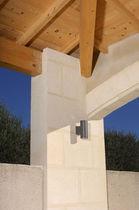 Pilastro in pietra
