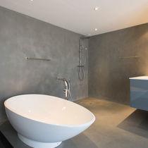Intonaco decorativo / da interno / da pavimento / a base di cemento