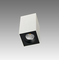 Downlight sporgente / LED / quadrato