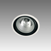 Faretto da incasso a soffitto / da interno / LED / ad alogenuri metallici