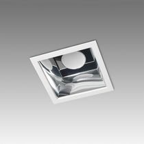 Downlight da incasso / LED / quadrato