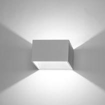 Applique moderna / in alluminio / in metallo / LED