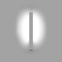 Applique moderna / in metallo / LED / lineare