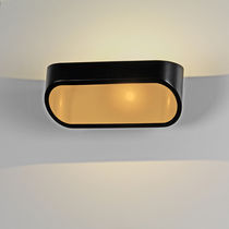 Applique moderna / in alluminio / in metallo / LED