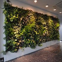 Giardino verticale da interno / vegetale