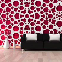 Pannello decorativo in MDF / da parete / 3D / organico