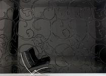 Pannello decorativo in MDF / da parete / 3D / levigato