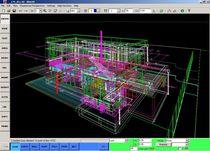 Software CAD / per Sistema Informativo Geografico (SIG) / per struttura in acciaio / 3D