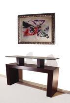 Consolle moderna / in legno / rettangolare